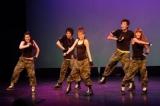 森林樂舞蹈演出相片一