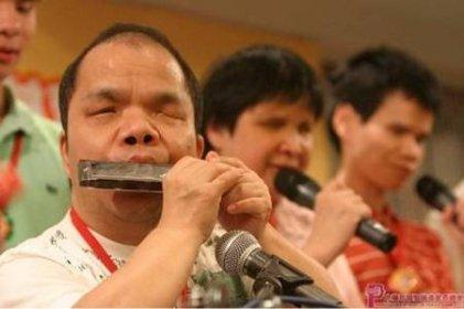 曾貴福口琴演出《台灣音樂文化之旅》