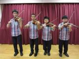 鄧浩研小提琴演出相片二