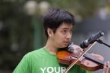 張鈺華小提琴演出相片一
