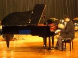張鈺華鋼琴演出相片