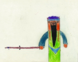 林俊冰繪畫作品相片一