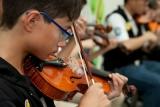 何頌勇小提琴演出相片一