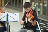 何頌勇小提琴演出相片二