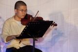 區倬朗小提琴演出相片一