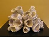 歐陽翠雲陶瓷作品相片一