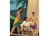 鄧燕妹舞蹈演出相片