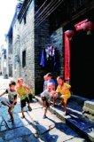 李鑒泉攝影作品《快樂童年》
