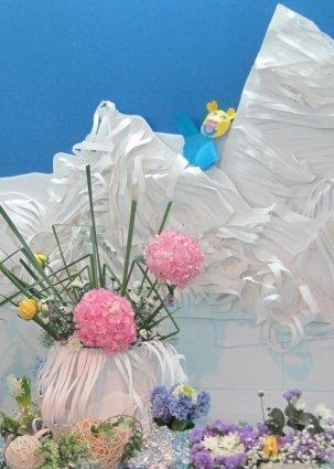 花藝及紙藝作品