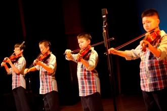 Great 4 @ 天保民合奏小提琴