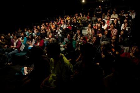 現場觀眾反應