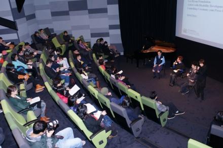 超過五十名媒體記者、展能藝術家及有興趣的人士,出席了「展能藝術發展計劃啟動典禮暨發佈會」