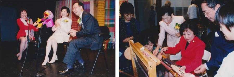 《展能藝術新紀元》SAORI日式編織及其他展覽