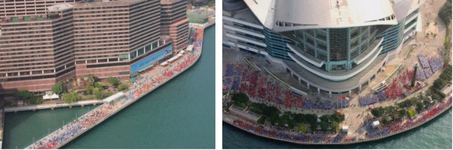 第一屆國際共融藝術節,逾萬人一同撃鼓慶賀