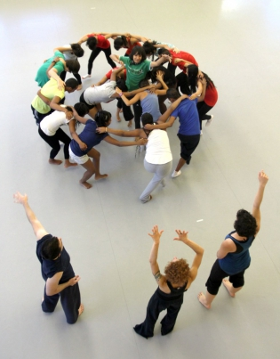 Promotion image of Dancing to Connect Workshop