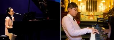 蕭凱恩相片(左)、鄧卓謙相片(右)