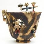 李嘉樂陶瓷作品《碗窰泥 • 椀》