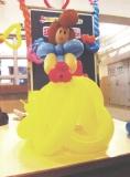 阮文偉扭氣球作品相片七