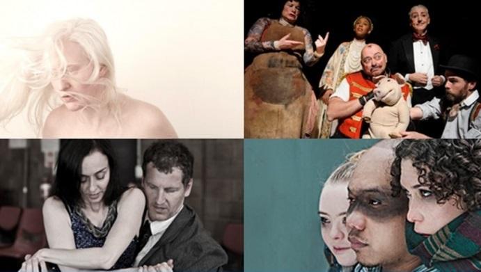 藝術無界限 – 英國 Unlimited 藝術節的啟發活動宣傳圖像