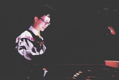 程珈臻鋼琴演出相片一