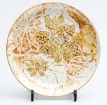 李天福陶瓷作品《荷花》