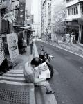 李鑑泉攝影作品《偷得浮生》