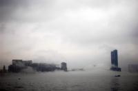 譚阜基攝影作品《暴霧風雲》
