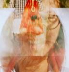 楊小芳攝影作品《遺忘的笑容》