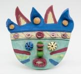 朱天諾陶瓷作品《迷》