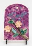 楊得樂陶瓷作品《花藝》
