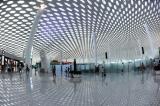 司徒世偉攝影作品《風景-深圳機場》
