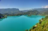 司徒世偉攝影作品《風景-碧湖》