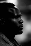 羅國華攝影作品《黑人》