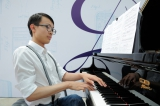 鄧卓謙鋼琴演出相片六