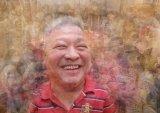 李业福摄影作品《四代同堂》