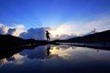 李業福攝影作品《大放光明》