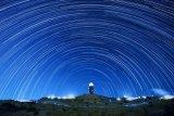 李業福攝影作品《天文星軌》