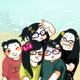 張瑩瑩漫畫作品相片六