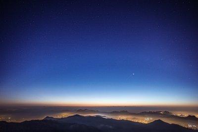陳康譽攝影作品《如夢似幻的世界》