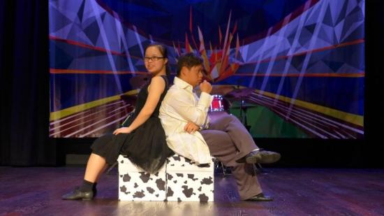 Dance with Soul (dance) of Christine Lau