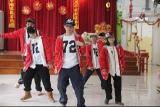 香港西區扶輪社匡智晨輝學校舞蹈組-映舞團舞蹈演出(街舞)