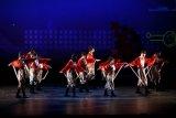 映舞團舞蹈演出(機械舞)