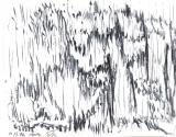 歐陽毅禧繪畫作品《無題》