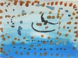 楊鎮威繪畫作品《海洋世界》
