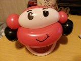 吳國基氣球作品《車王》