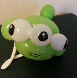 吳國基氣球作品《三眼仔》