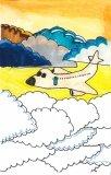 胡程皓繪畫作品《小飛機》