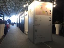 3+3 攝影展在中港城的展覽相片
