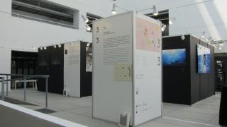 3+3 攝影展在JCCAC的展覽相片
