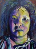 盧佩鏞繪畫作品《我看你們》
